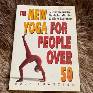 The New Yoga for People Over 50 book